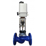 Клапан регулирующий КПСР серии 100 (25ч945п) с приводом Regada (12)
