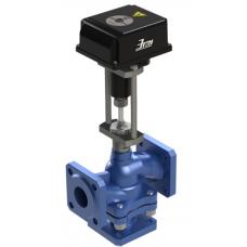 Клапан КСТ-50/Х Б (В) трехходовой смесительный