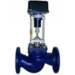 Клапан регулирующий 25кч945нж __  (вода, пар до +150°С) (11)