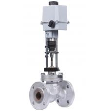Клапан запорно-регулирующий КПСР серии  200 Ду 100