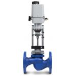 Клапан регулирующий КПСР серии 100 (вода до +150°С) (11)