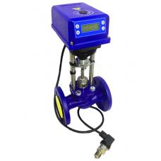 Регулятор  давления воды электронный  Ду 100